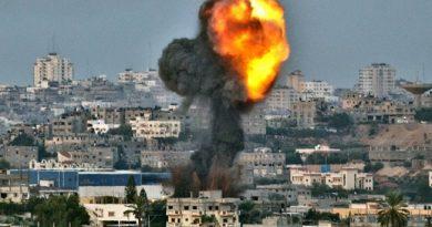 48 horas apos acordo, Israel e atacado por foguete palestino noticias ajduks
