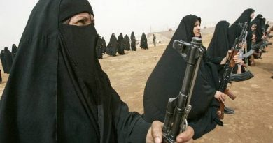 Mulheres-bomba serao enviadas para explodir lugares de culto cristao noticias ajduks