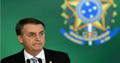 """""""Muito bem encaminhada"""", diz Bolsonaro sobre parceria do Brasil com Israel"""