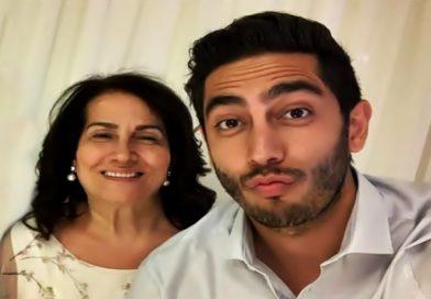 Jonathan Nemer pede Oração pela Mãe, internada na UTI
