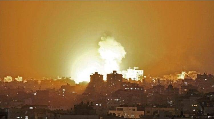 Em meio a Disputa pelo Monte do Templo, Israel revida Ataques do Hamas