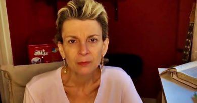 Ludmila Ferber Interrompeu Tratamento Nuclear Contra o câncer