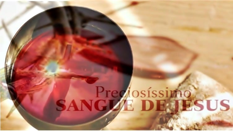 O PRECIOSO SANGUE DE CRISTO PARTE 2