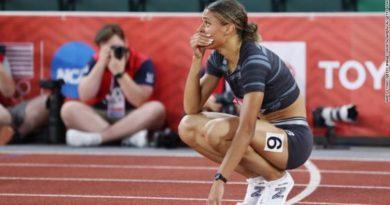 Velocista quebra Recorde Mundial, conquista vaga nas Olimpíadas e Glorifica a Deus